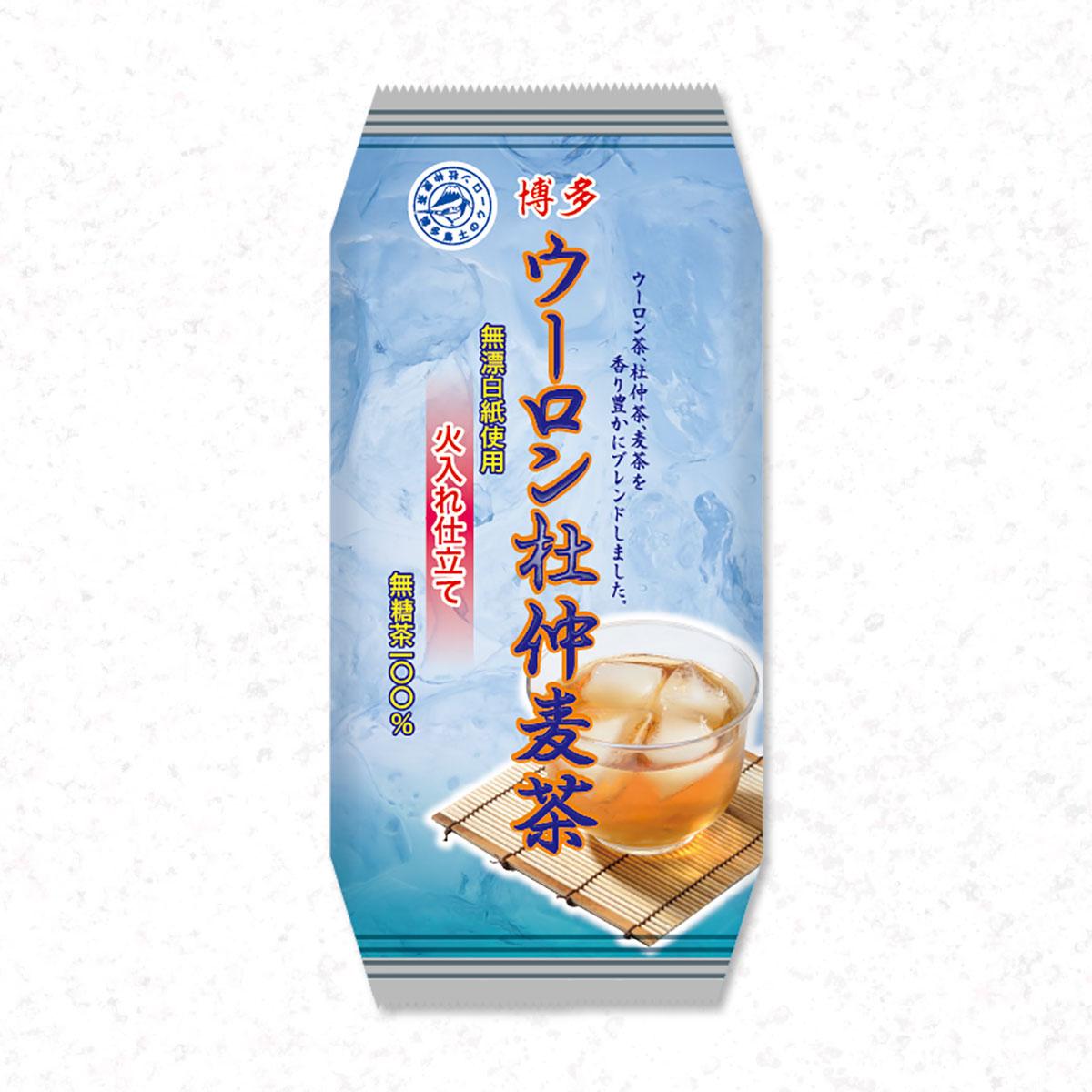 博多ウーロン杜仲麦茶